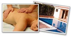 Swimming pool, spa treatments, massages, hydrotherapy, etc.